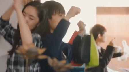 超星星学园:情敌表白女主,肖战秒出现,然后跳起了舞