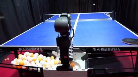 乒乓网乒乓球机器人测评,传统意义的发球机,到底好在哪