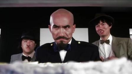 鬼马智多星:老大卡邦分蛋糕这段,简直笑崩溃了,他这叫公平吗