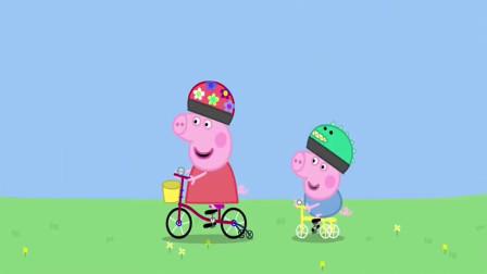 小猪佩奇:贪吃的猪爸爸,种南瓜那么好,只是喜欢吃南瓜派