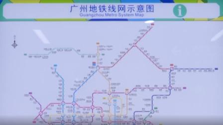 广州地铁21号线明天开通!列车将开行快车模式,增城到天河小于1小时