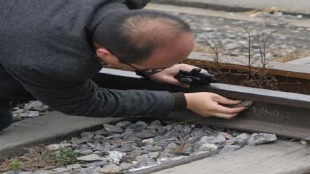中国唯一仍在使用的清朝铁轨,每一根都是二级文物, 至今还没铁锈