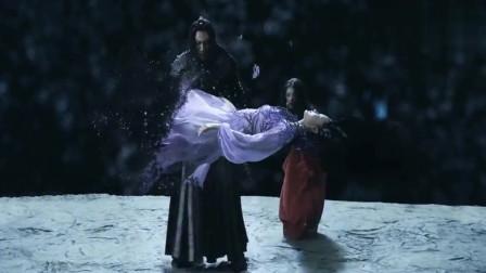 战神纪:魔王保存妻子尸身千年,美人的一个举动让她灰飞烟灭