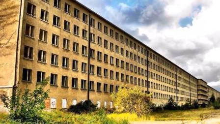 这里曾是世界上最大的酒店,可同时入住2万人,如今却荒废成鬼城