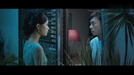 文咏珊和许志安的一段吻戏这演技真是太精湛了