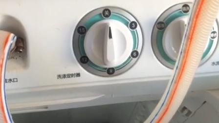 搞笑视频:我这哪是买了个洗衣机啊 这明明是拨号电话