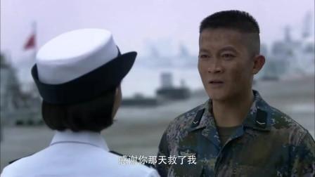 火蓝刀锋:蒋小鱼刚参加完野外训练,哪知却栽在女教官手里