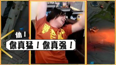 张大仙:我玩这个英雄从来没输过!因为这个英雄就是这么恐怖!