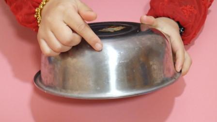 不锈钢锅黄渍难清洗?学会这个小妙招,轻松去除黄渍像新买的一样