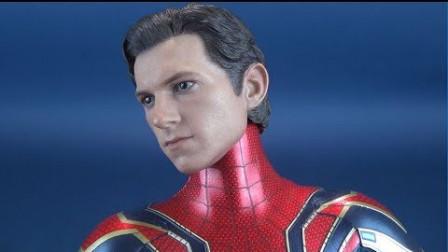 超厉害,蜘蛛侠的真身太逼真了