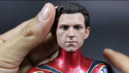 开箱试玩蜘蛛侠玩具,发射出来的是这种东西!