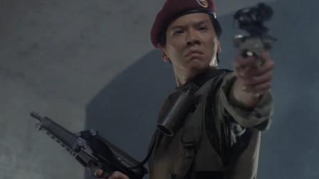 赌侠2:龙五穿越时空营救赌侠星爷,全副武装狂杀日本兵!