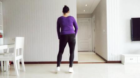 原创年会舞蹈《社会摇》扭腰摆胯32步附口令教学