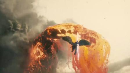 诸神之战2巨型火石怪翻手是云覆手是雨场面震撼