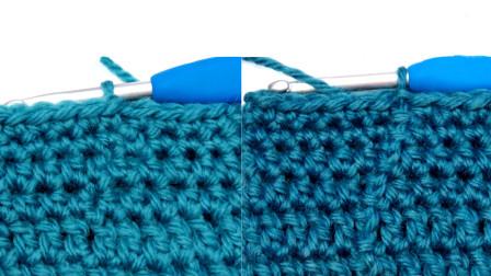 想要作品变得更完美,编织技巧一定少不了,长针圈钩引拔防歪技巧