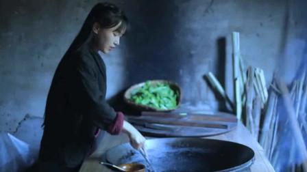 李子柒:错过挖野菜的好时候,也就错过这个春天
