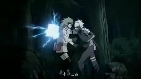 火影忍者:卡卡西有点飘了,自以为雷切天下无敌,连鼬神都不放在眼里