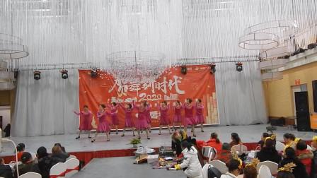 绵竹应琼广场舞队舞蹈《酒醉的蝴蝶》