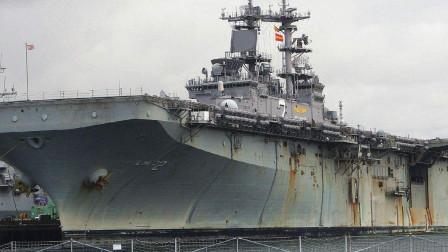 """""""硫磺岛""""号起火后,美国海军又发生一起A类事故,舰长刻意隐瞒"""
