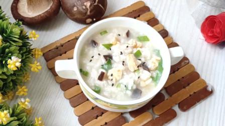煮大米粥时多加2样食材,健脾养胃助消化,花钱不多,比白粥营养