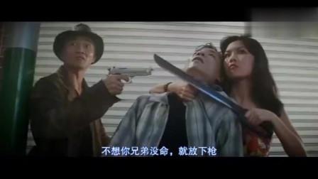 新英雄本色:郑伊健被自己的老大陷害,还派邹兆龙来他,太惨了