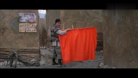 港产爆笑抗日神剧《中华战士》:吴耀汉的每次出场好像都是搞笑的