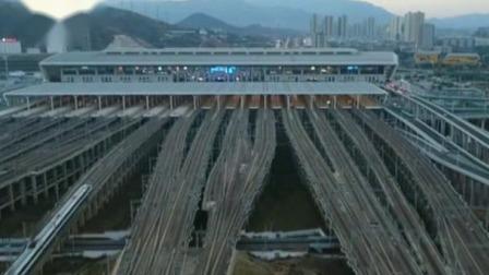 央视新闻联播 2019 渝昆高铁云南段正式开工建设