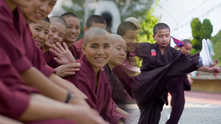 在最美的年纪选择当修女,凌晨3点起床练武,这就是尼泊尔的修女