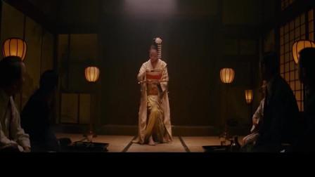 艺伎回忆录:章子怡跳日本舞蹈,和巩俐实力飙戏,演技青出于蓝胜于蓝