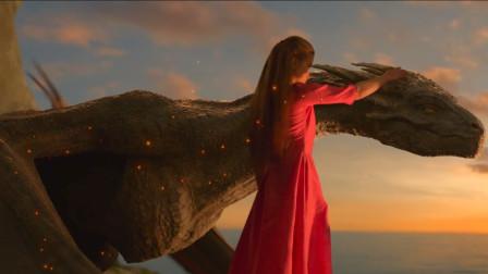 《他是龙》是龙还是人,唯美的画面更让人欲罢不能