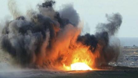 美军再次空袭叙利亚,称敢妄动将全力反击
