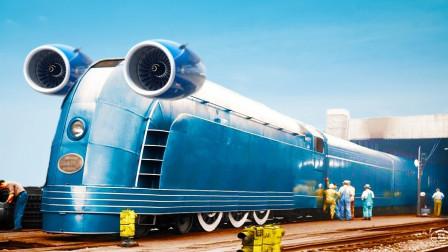 """载货7000吨火车!全长2500米世界""""顶级"""",没想到是这个国家制造"""