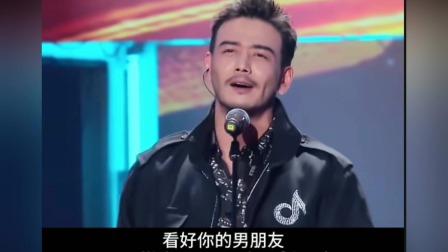 杨烁和刘涛一首搞笑歌曲对唱,堪称经典,笑死我了