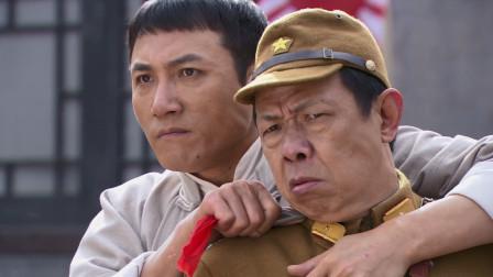 战地狮吼:武林高手闯进鬼子军营,身手了得怒鬼子