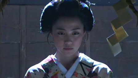 日本鬼故事系列「怪谈百物语」第5个故事《数盘怨女》