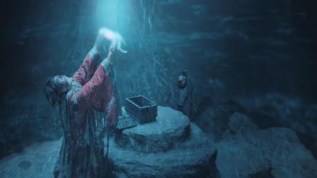 鬼吹灯:胡八一找到龟眠之地,这里云雾缭绕,人都可以羽化升仙