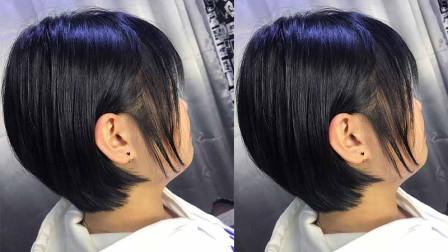 女生短发剪发教程-第一集 结构修剪
