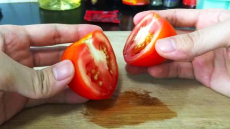 定格动画美食:从一颗西红柿开始,专心制作美味可口的披萨
