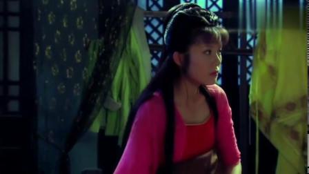 西施秘史:夫差不想打扰西施,大晚上坐她门口守着,真是个情种啊