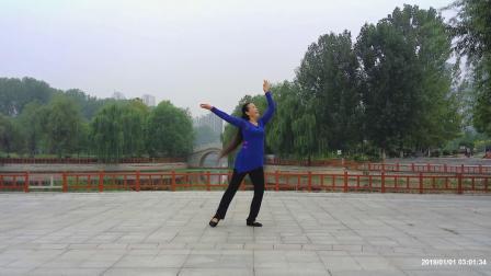 贞贞广场舞《一枝梅》编舞:廖弟