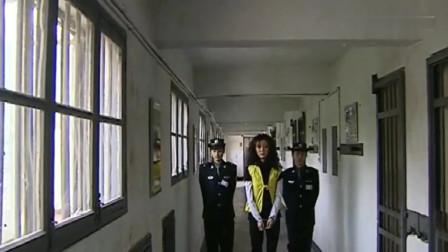 红罂粟:车晓饰演美女毒枭,落入法网镣铐加身,罪有应得!