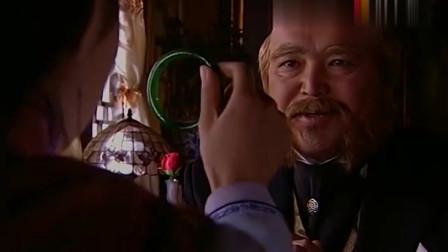 霍元甲:陈真正准备将玉镯送给秀之,却意外发现她和洋人在一起