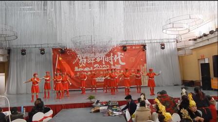 安州区体育健身舞协会舞队舞蹈《红歌颂》