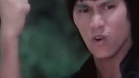 绝版功夫电影《鹰爪鬼手》:张午郎决战黄正利饰演的鬼手罗森片段
