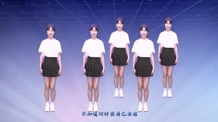 2019劲爆DJ广场舞《一晃就老了》,火爆热曲,大众舞步