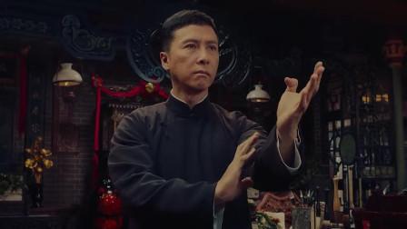 《叶问4》中国人注重以和为贵,但面对民族歧视与压迫,则无需再忍