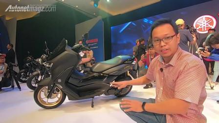 Yamaha NMAX155  2020款