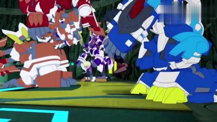 斗龙战士4:刚跟凶兽龙打完架又要急着回家,洛小熠等人不容易呀