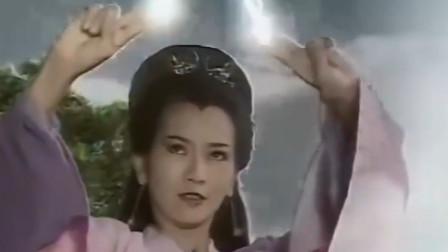 《新白娘子传奇》片段水漫金山,二十五年前的特效简陋而真实!