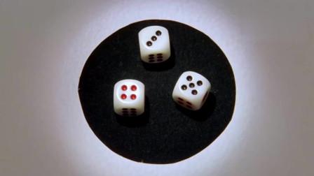 赌神3:女神每天牛奶泡手,练就成偷牌绝技,头发变骰子不在话下